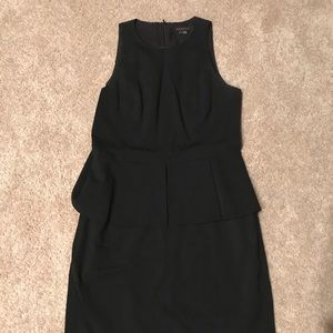 EUC Theory peplum pencil dress